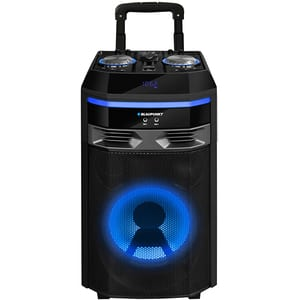 Boxa profesionala BLAUPUNKT PS6, 600W, Bluetooth, USB, SD, Radio FM, Karaoke, negru