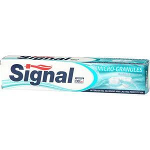 Pasta de dinti SIGNAL Micro Granules, 75ml