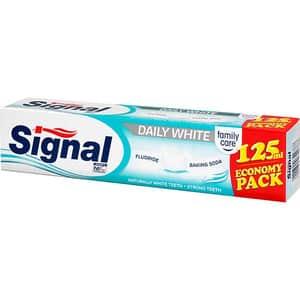 Pasta de dinti SIGNAL Daily White, 125ml