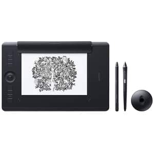Tableta grafica WACOM Intuos Pro Paper M PTH-660P, negru