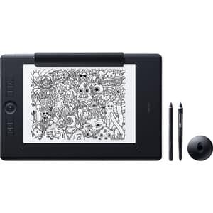 Tableta grafica WACOM Intuos Pro Paper L PTH-860P, negru