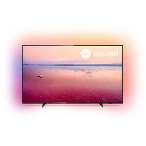 Televizor LED Smart PHILIPS 43PUS6704/12, Ultra HD 4K, HDR, Ambilight, 108 cm