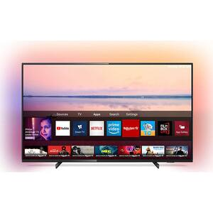 Televizor LED Smart PHILIPS 50PUS6704/12, Ultra HD 4K, HDR, Ambilight, 126 cm
