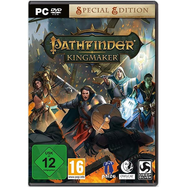 Pathfinder - Kingmaker Special Edition PC