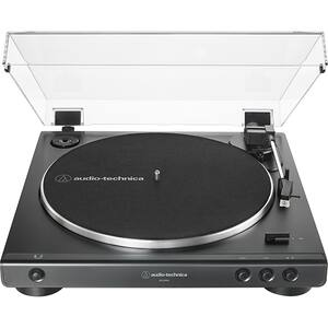 Pick-up AUDIO-TECHNICA AT-LP60XBTBK, RCA, negru