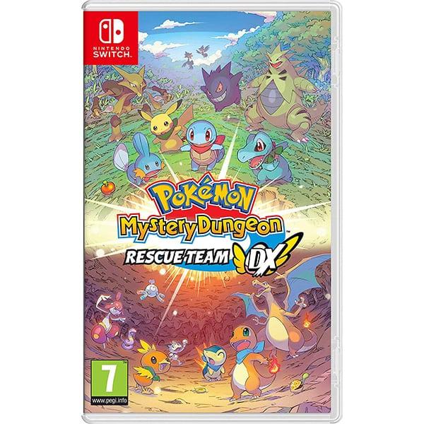 Pokemon Mystery Dungeon: Rescue Team DX - Nintendo Switch
