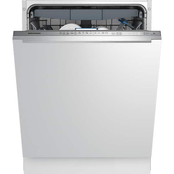 Masina de spalat vase incorporabila GRUNDIG GNV41825, 14 seturi, 8 programe, 60 cm, clasa A++