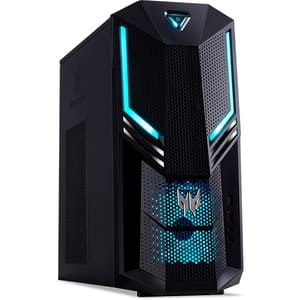 Sistem Desktop Gaming ACER Predator Orion 3000, Intel Core i5-9400F pana la 4.1GHz, 16GB, SSD 512GB, NVIDIA GeForce GTX 1660 6GB, Endless