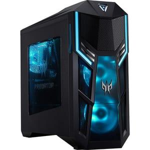 Sistem Desktop Gaming ACER Predator Orion 5000, Intel Core i7-10700K pana la 5.1GHz, 32GB, SSD 1TB, NVIDIA GeForce RTX 3070 8GB, Windows 10 Home