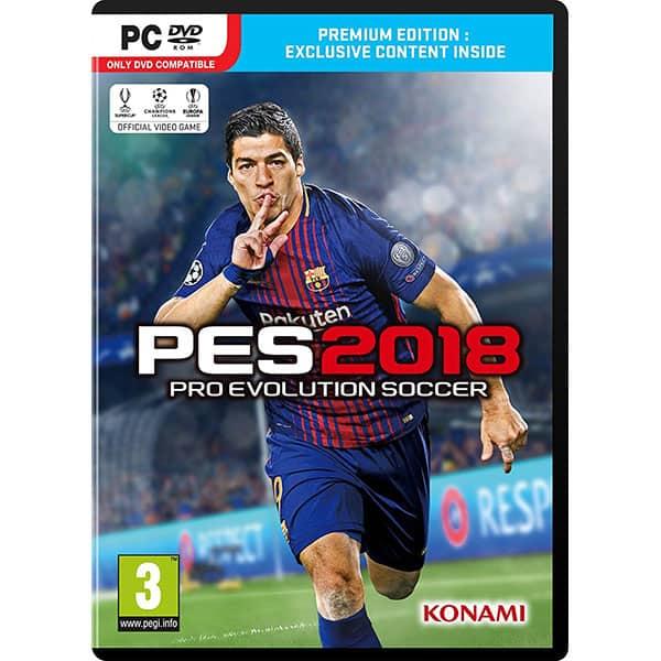 Pro Evolution Soccer 2018 (PES) PC