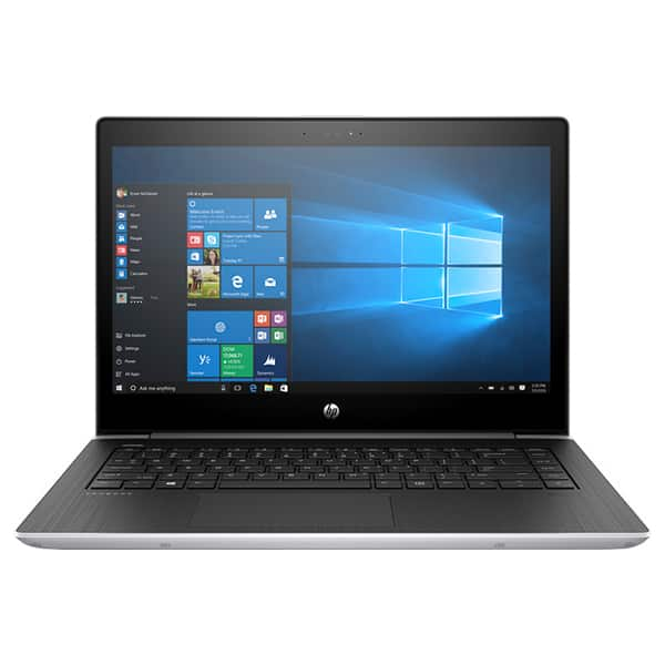 "Laptop HP ProBook 440 G5, Intel Core i5-8250U pana la 3.4GHz, 14"" Full HD, 8GB, 1TB, Intel UHD Graphics 620, Windows 10 Pro, argintiu"