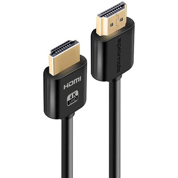 Cablu HDMI PROMATE proLink4K2-150, vers 2.0, 1.5m, 4K, 3D, negru