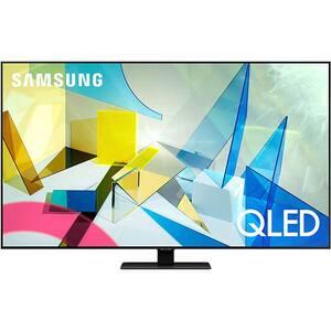 Televizor QLED Smart SAMSUNG 55Q80T, Ultra HD 4K, HDR, 138 cm