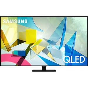 Televizor QLED Smart SAMSUNG 65Q80T, Ultra HD 4K, HDR, 163 cm