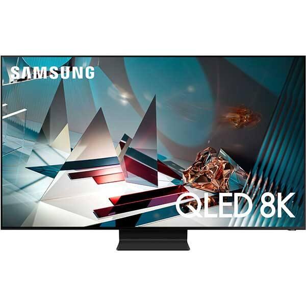 Televizor QLED Smart SAMSUNG 65Q800T, 8K, HDR, 163 cm