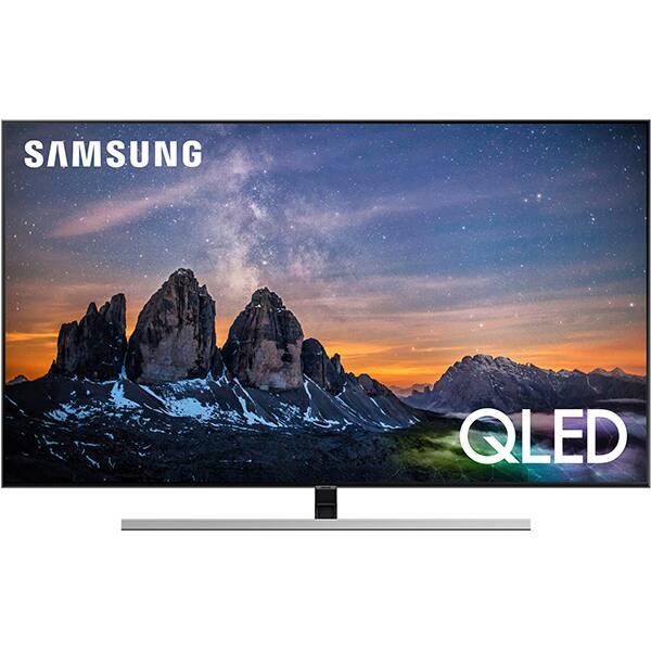 Televizor QLED Smart SAMSUNG 65Q80RA, Ultra HD 4K, HDR, 163 cm