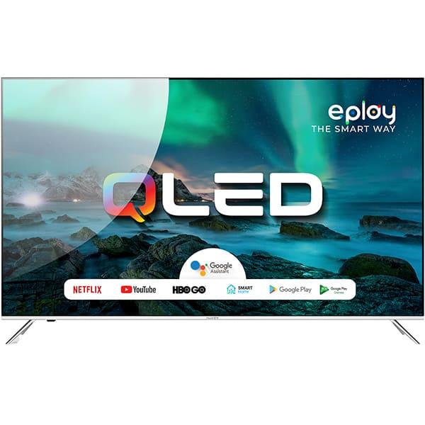 Televizor QLED Smart ALLVIEW QLED65EPLAY6100-U, 4K Ultra HD, 164cm
