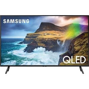 Televizor QLED Smart SAMSUNG 55Q70RA, Ultra HD 4K, HDR, 138 cm