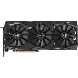 Placa video ASUS NVIDIA GeForce RTX 2070 STRIX A8G, 8GB GDDR6, 256bit, ROG-STRIX-RTX2070-A8G-GAMING