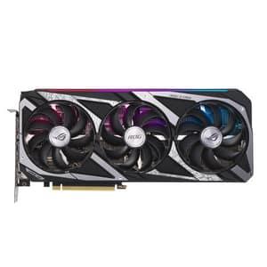 Placa video ASUS ROG Strix GeForce RTX 3060 OC Edition, 12GB GDDR6, 192bit, ROG-STRIX-RTX3060-O12G-GAMING