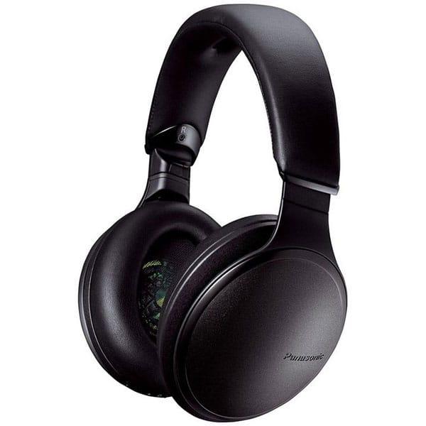 Casti PANASONIC RP-HD605NE, Bluetooth, On-Ear, Microfon, Noise Cancelling, negru