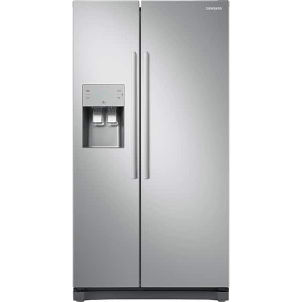 Side by Side SAMSUNG RS50N3513SA/EO, No Frost, 501 l, H 178.9 cm, Clasa A+, Metal Graphite