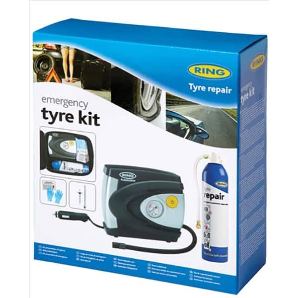 Kit reparatie pana cauciuc RING AUTOMOTIVE RTK1