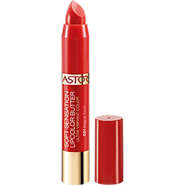 Ruj ASTOR Soft Sensation Lipcolor Butter Ultra Vibrant Color, 021 Keep in Touch, 5g