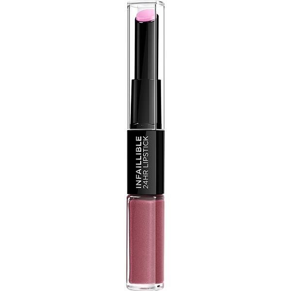 Ruj L'OREAL PARIS Infaillible 24H Lipstick, 209 Violet Parfait, 5.6ml