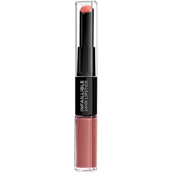 Ruj L'OREAL PARIS Infaillible 24H Lipstick, 312 Incessant Russet, 5.6ml