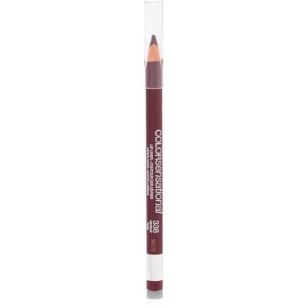 Creion buze MAYBELLINE NEW YORK Color Sensational, 338 Midnight Plum, 4.4g