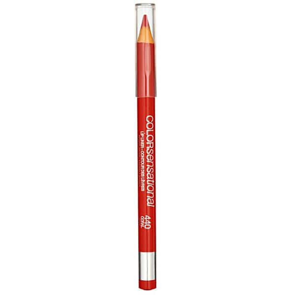 Creion buze MAYBELLINE NEW YORK Color Sensational, 440 Coral Fire, 4.4g