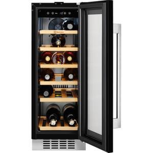 Racitor de vinuri ELECTROLUX ERW0673AOA, 56 l, 82 cm, Clasa G, negru