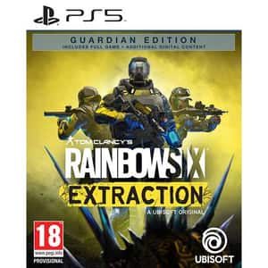 Rainbow Six Extraction Day One Edition PS5