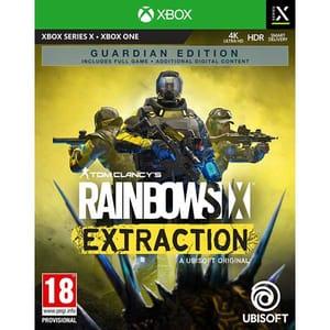 Rainbow Six Extraction Day One Xbox Series