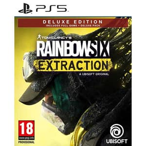 Rainbow Six Extraction Deluxe Edition PS5