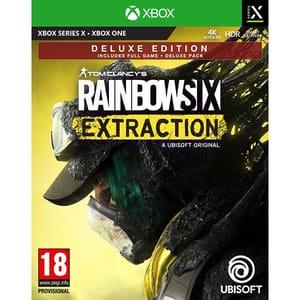 Rainbow Six Extraction Deluxe Edition Xbox Series