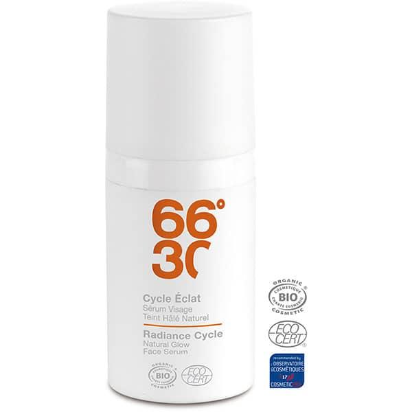 Ser pentru fata cu efect radiant 66-30, 30ml