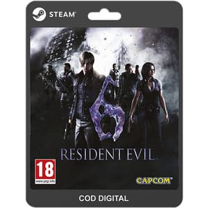 Resident Evil 6 PC (licenta electronica Steam)