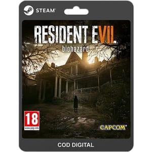 Resident Evil 7 biohazard PC (licenta electronica Steam)