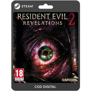 Resident Evil Revelations 2 PC (licenta electronica Steam)