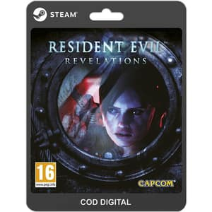 Resident Evil Revelations PC (licenta electronica Steam)