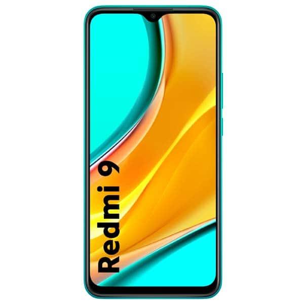 Telefon XIAOMI Redmi 9, 64GB, 4GB RAM, Dual SIM, Ocean Green
