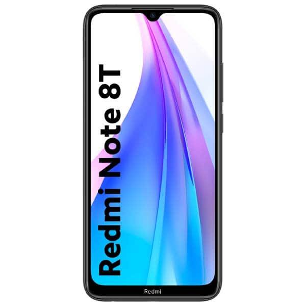 Telefon XIAOMI Redmi Note 8T, 64GB, 4GB RAM, Dual SIM, Moonshadow Grey