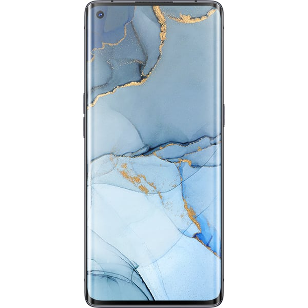 Telefon OPPO Reno3 Pro 5G, 256GB, 12GB RAM, Single SIM, Moonlight Black