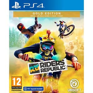 Riders Republic Gold Edition PS4