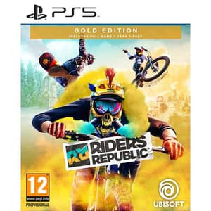 Riders Republic Gold Edition PS5