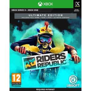 """Riders Republic Ultimate Edition XBOX ONE + bonus precomanda """"Bunny Pack"""""""