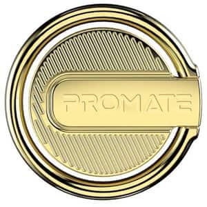 Suport tip inel pentru telefon PROMATE RinGrip-1, auriu