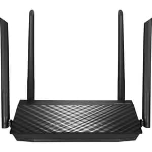 Router Wireless Gigabit ASUS RT-AC57U V3, Dual Band 300 + 867 Mbps, alb